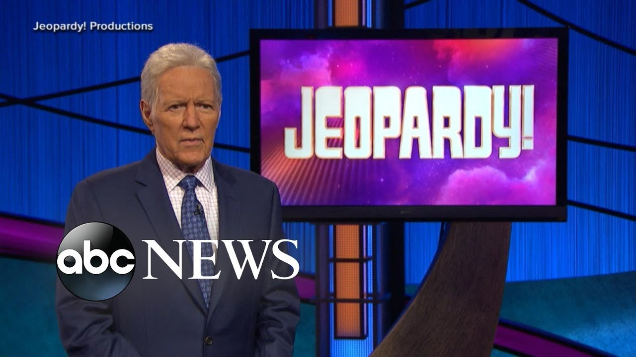 Alex Trebek Says Cancer Treatments May Force Him To Leave 'Jeopardy!'