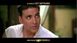 Akshay Kumar as Lord Krishna | OMG - Oh My God | New Promo