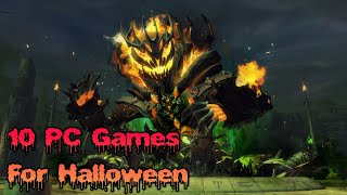 10 Pc Games For Halloween
