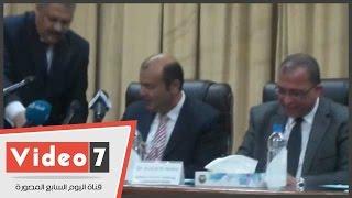 1بالفيديو.. بروتوكول تعاون بين وزارة التموين وشركة فيزا العالمية