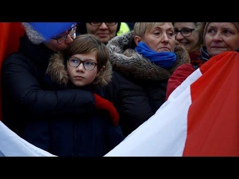 Pologne: Les manifestations contre le gouvernement continuent