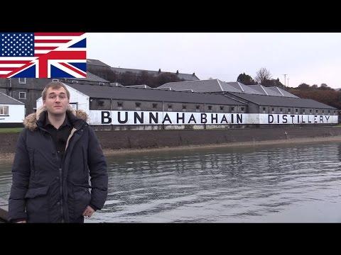 Whisky Tour: Bunnahabhain Distillery