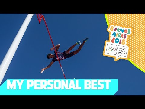 New Personal Bests Set in Athletics! | My Personal Best Day 11 | YOG Buenos Aires 2018