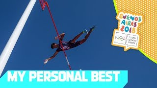 New Personal Bests Set in Athletics! | My Personal Best Day 11 | YOG Buenos Aires 2018 thumbnail