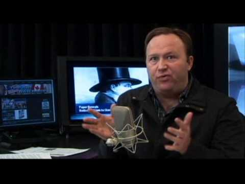 George Hunt on the Alex Jones Show (P1/9) - NWO Rule Through Environment World Bank
