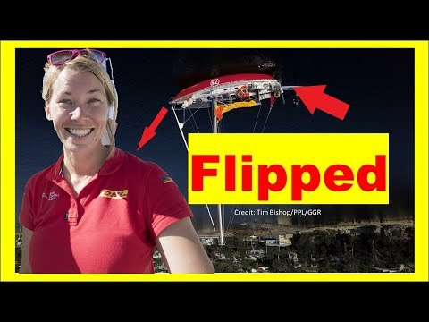 Susie Goodall 's EPIRB Activated, Adrift Sailboat Pitchpoled & Dismasted in the GGR 2018