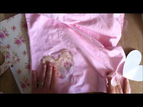 fabric paper tutorial