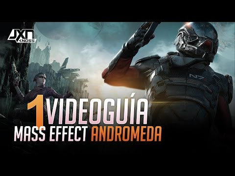 Mass Effect Andromeda | Ep. 1 Terra Incognita