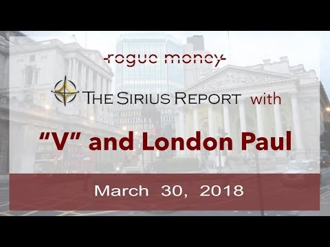 The Sirius Report: With London Paul (03/30/2018)