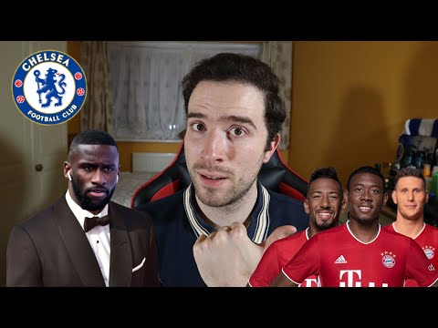 Agent Rudiger Talking To Alaba, Boateng AND Sule For Chelsea Transfer?