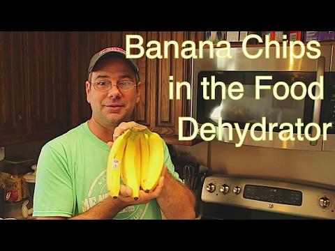 Сушеные бананы - польза и вред
