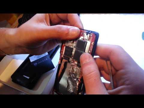25. HTC Desire 600 Замена сенсора и дисплея. Разбор