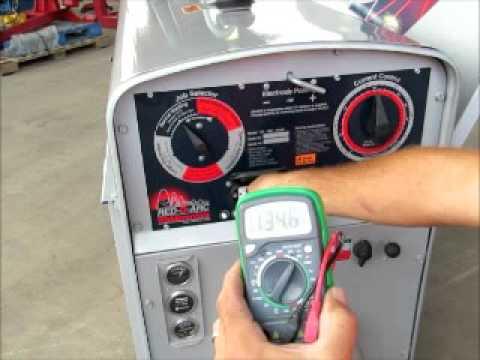 For Sale Red D Arc D500k 5 3 Kubota Diesel Dc Welder Lincoln Ra 400