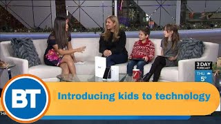 How and when to introduce your young ones to technology