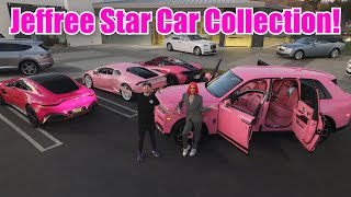 Full Tour of JEFFREE STAR'S Supercar Collection!