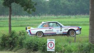 Autosoft Vechtdal Rally 2017 KP1 Radewijk