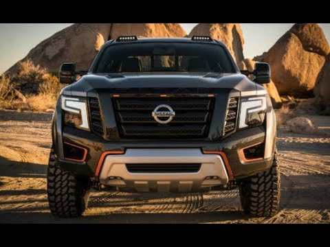 Nissan Titan Warrior Exterior And Interior 2019 2020 New Popular