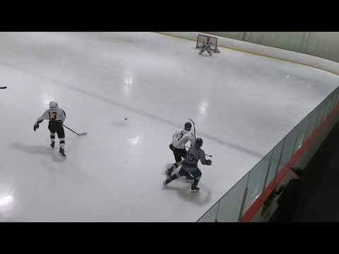 The St James V Taunton Bears 1st Period (Pt 1) 02/23/19 U14 Bantam Boston