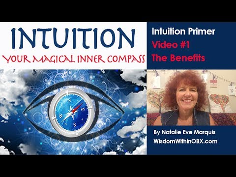 Intuition Primer Video Series #1 Beneifts of Intuition