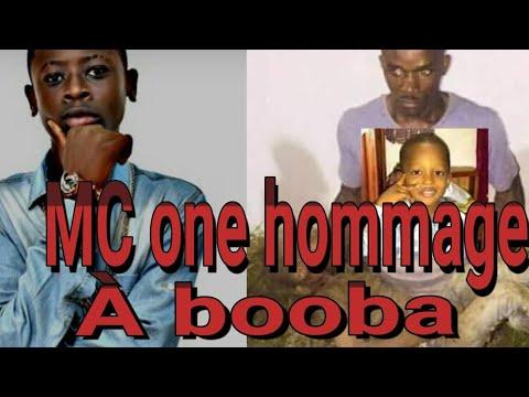 MC one hommage à booba Rip