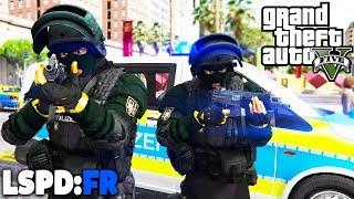 GTA 5 LSPD:FR - NEUER SEK / SWAT Einsatz! - Deutsch - Polizei Mod #65 Grand Theft Auto V