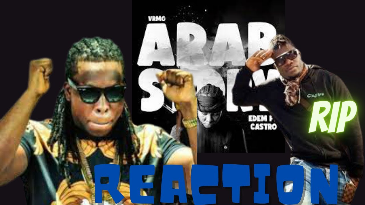 Download Keep RIPin'| Edem - Arab Story (ft Castro (RIP)) | REACTION !! RAW & UNEDITED
