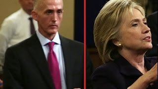 trey gowdy there s one last way to punish hillary clinton for email server