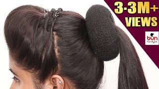Stunning BUN HAIRSTYLE - Charming and Cute Hairstyles | Bun Hairstyles