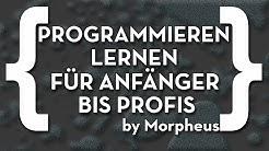 Programmieren Lernen #3 - Integer - Ganzzahlen