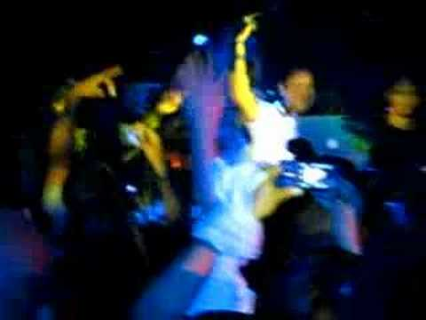 Swizz Beatz - Down Bottom live (Ruff Ryders)