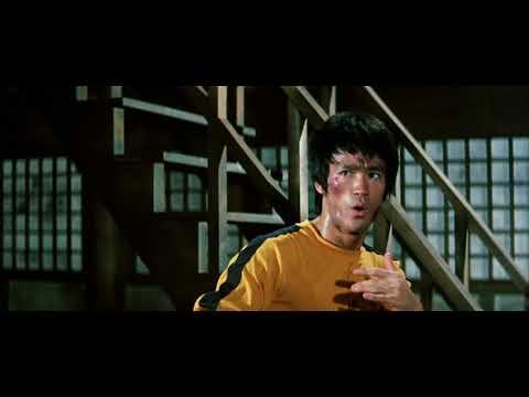 Брюс Ли против баскетболиста / Bruce Lee Vs Basketball Player