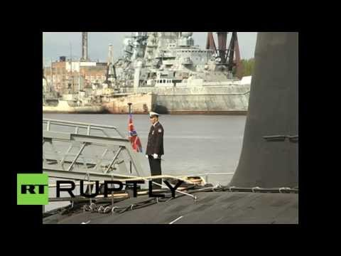 Russia: Navy launches its most advanced nuclear-powered attack sub ever