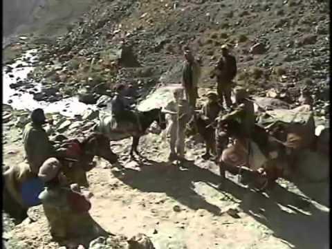 Nos Passos de Alexandre o Grande - Atravessando o Hindu Kush