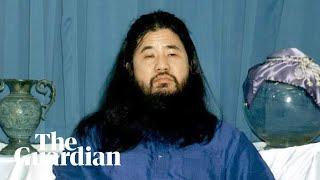 Shoko Asahara and the cult behind the Tokyo sarin attack