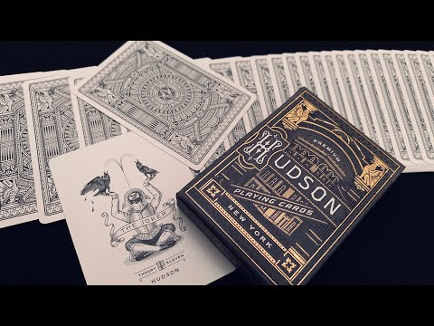 Black Hudson - Theory 11 - Deck Review!