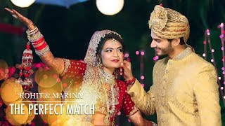 Rohit & Marina | Wedding Film | The Perfect Match | Best wedding 2017 / 2018 | SAHNI STUDIO