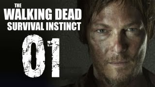The Walking Dead Survival Instinct en Español 01 - Primeros minutos (2.0)
