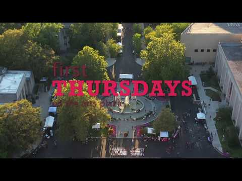 First Thursdays Festival At IU Bloomington