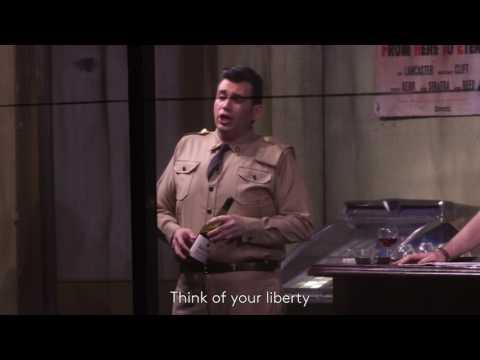 Women abandon us ('La donna è mobile') from Verdi's Rigoletto ǀ English National Opera
