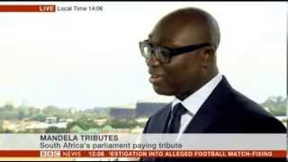 One of Komla Dumor