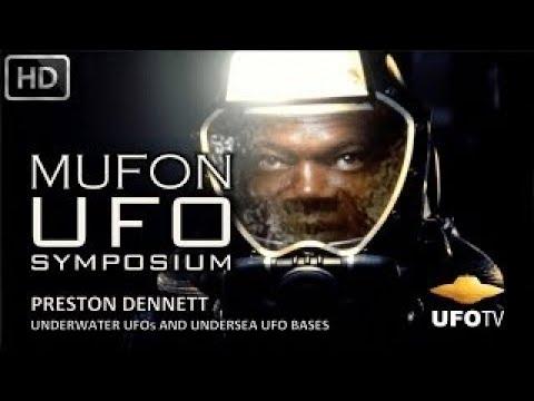 UNDERWATER UFOs AND UNDERSEA USO BASES – MUFON UFO SYMPOSIUM – Preston Dennett