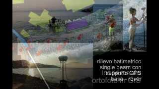 topografia fotogrammetria batimetria: il rilievo terra - aria - acqua