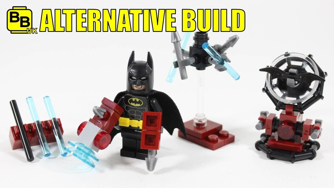 Lego Sets Alternative Builds
