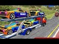 Police Car Offroad Transport Truck Game #Best Android Gameplay #Kids Games 2018 #Games For Children