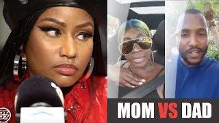 Nicki Minaj DISS JAMAICA | SPICE And Pickney Daddy Go At It On Instagram