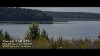 Canon 6D ML RAW VAF-6D water scene