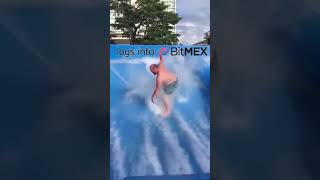 The BitMex Trader - Lambo or REKT? (Funniest BitMex Video of all time)