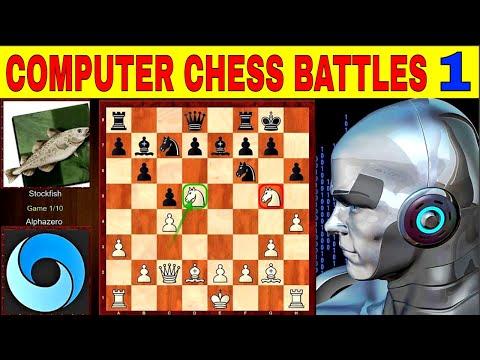 GANITO NA PALA ANG CHESS COMPUTER NGAYON? || ALPHAZERO VS. STOCKFISH MATCH || LONDON 2018 || #209