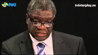 Dennis Mukwege: Varför Kongo drabbas så hårt