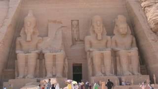 Абу Симбел.  Храм Рамзеса II(Абу Симбел. Храм Рамзеса II., 2016-10-21T12:14:59.000Z)